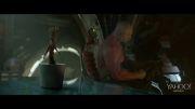 کلیپ رقص گروت در فیلم Guardians of the Galaxy