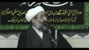 نشانه های بندگی علامه آیت الله جرجانی شاهرودی