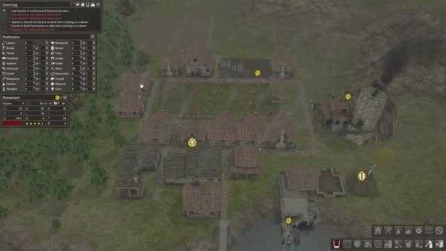آموزش افزایش جمعیت در بازی محبوب Banished