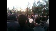 تاسوعای حسینی در گلزار شهدای ممقان