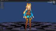 Unity-chan! model