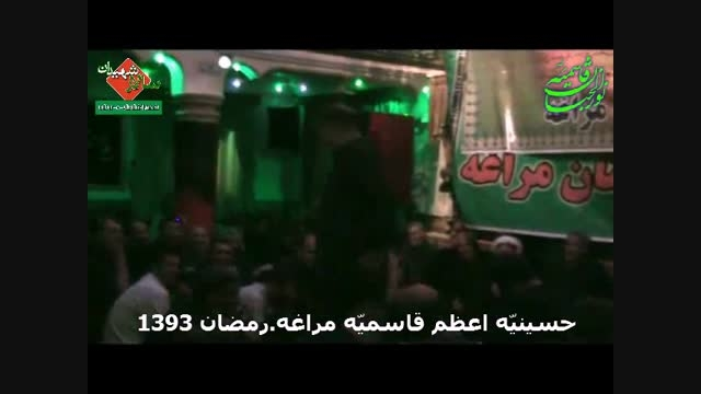 حاج محمد رسولی و حاج مهدی رسولی-روضه حضرت زهراس