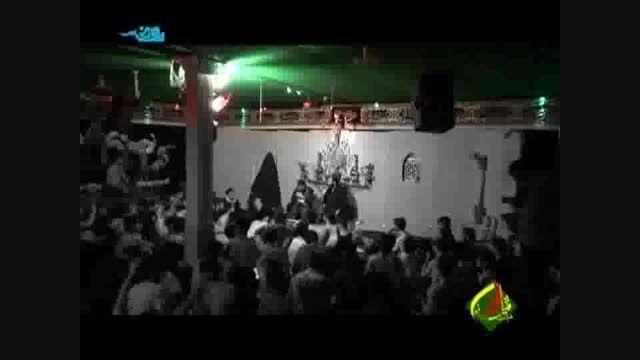 حاج مهدی اکبری-فاطمیه 94 -تو که باشی دلم دیگه..
