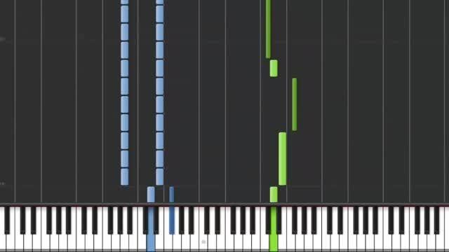 کاور پیانو آهنگ never been hurt از دمی لواتو