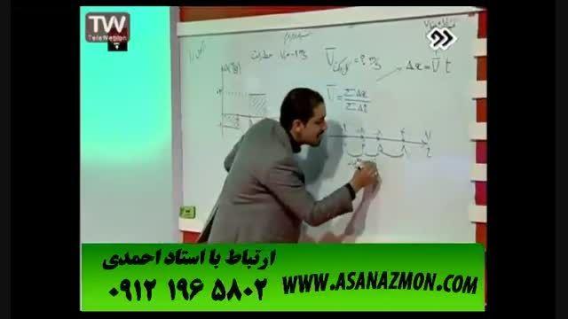 تدریس و آموزش کنکوری درس فیزیک و حل تست کنکور ۱۱
