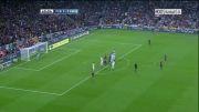 بارسلونا-رئال مادرید..گل دوم مسی وبارسا.....