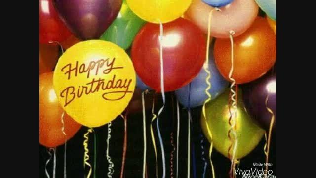 ♥♥♥♥تولدت مبارک دختر خاله ی عزیزم ملیکا♥○