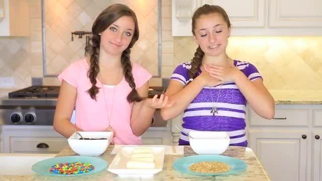 DIY - درست کردن یه غذای موزی - درخواستی