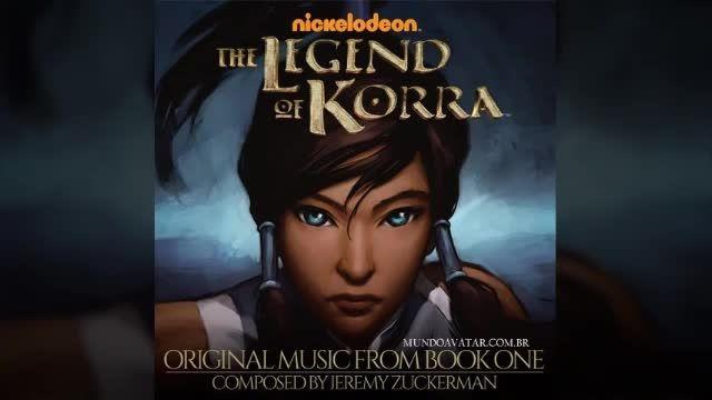 Being Patient - The Legend of Korra OST