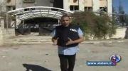 فرار تروریست ها ی سوری
