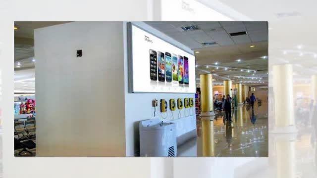 اجاره تابلو تبلیغاتی در فرودگاه مشهد - فرابیلبورد