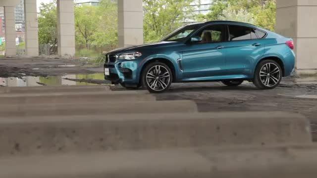نقد و بررسی BMW X6 مدل 2016