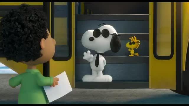 تریلر انیمیشن The Peanuts Movie