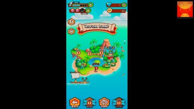 گیم پلی بازی اندرویدی Angry Birds Fight! بخش سوم