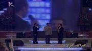خنده دارترین برنامه ی شبکه(شما)درجزیره کیش باحضور حسن ریوندی