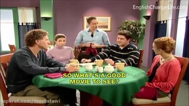 یادگیری زبان انگلیسی با فیلم خنده دار