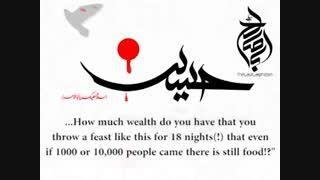 عنایت امام حسین به آقا ماشالله...حتما ببینید