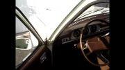 رانندگی با پژو 504