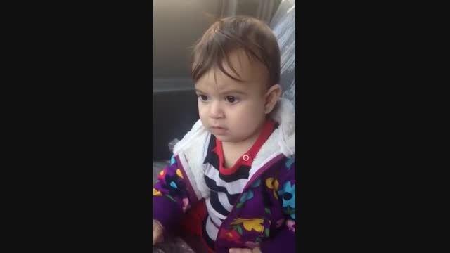 بچه باحال و دوست داشتنی:-*