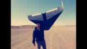 ساخت و پرواز پهپاد بدون سرنشین لایزر