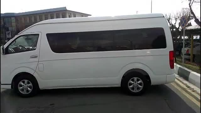 ون هایس پارس خودرو