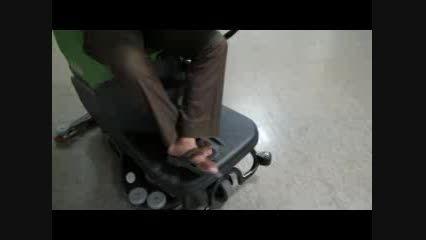 اسکرابر جدید کف شوی بهترین دستگاه نظافت مکانهای اداری