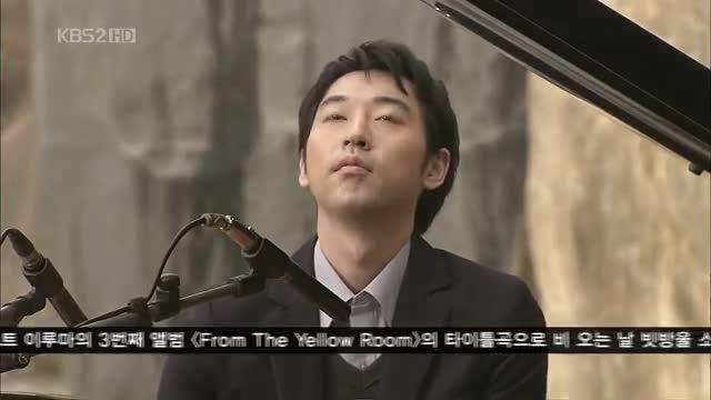 Bestiwall.com - اجرای زنده Kiss The Rain توسط Yiruma