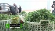 چالکا/ کلیپ خادم الحسین