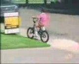 لحظه های دیدنی از دوچرخه سواری