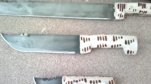 فروش انواع چاقو