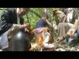 چای خوردن در صحرای نوده صرصره ، مرحوم محمدعلی فرخزادیان
