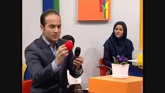 قسمت دوم اجرای زنده ی حسن ریوندی در شبکه ی جام جم