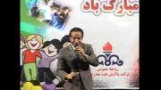 کلیپ خنده دار و طنز از حسن ریوندی (تقلید صدا و جوک)