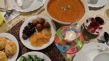 رستوران ترکیش فود مشهد (منوی ویژه ماه رمضان)