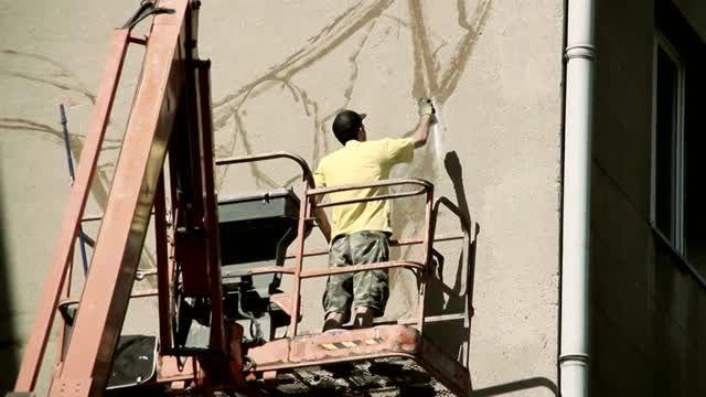 هنر شهری - نقاشی دیواری در لهستان