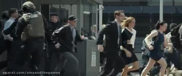 Captain America: Civil War TRAILER 1 2016