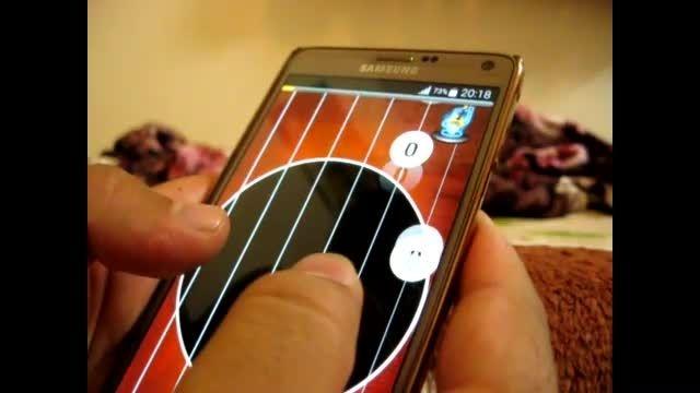 آهنگ for elise(بتوون) نرم افزار اندرویدی گیتار مجازی