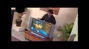 ظهور جومونگ در سریال مسافران .......... کلیپ طنز از مسافران