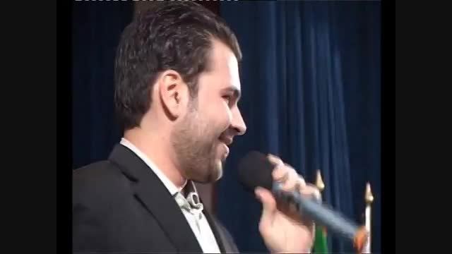تقلید صدای محمد رضا فروتن توسط رامبد رأفت