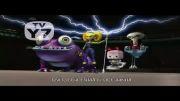 تیتراژ کارتون هیولا ها علیه بیگانگان monsters VS aliens