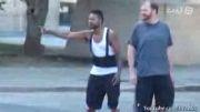 دوربین مخفی - مردان سیاه پوش در واقعیت