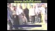 لحظه ورود حاج محمود کریمی به کربلا بعد از چند سال