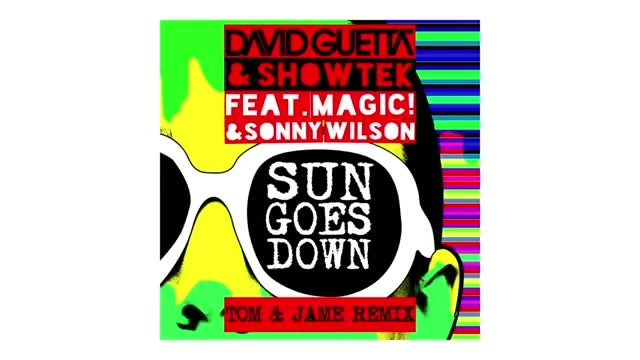 David Guetta and Showtek-Sun Goes Down Tom and jame rem