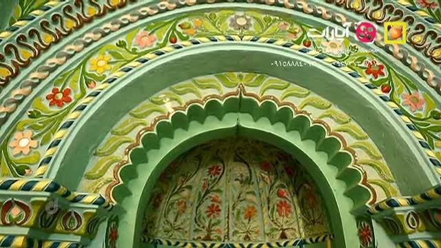 مسجد رانگونی ها - مسجد جامع آبادان نزدیک مرز ایران
