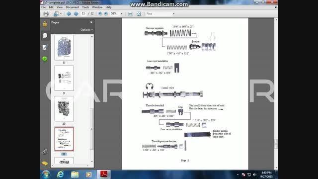 نرم افزار راهنمای تعمیرات گیربکس های اتوماتیک RatioTek