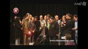 جشن 82 سالگی ایرج؛ پدر پُر افتخار احسان خواجه امیری