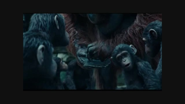 تریلر فیلم Dawn of the Planet of the Apes