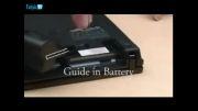 نگهداری از باتری لپ تاپ اچ پی