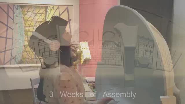 ساخت هدست واقعیت مجازی با پرینتر سه بعدی