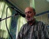 ازسمات حاجی نبوی در حسینیه  امام زاده سلطان سید محمد قزوین قسمت( اول) از نه بخش